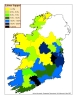 The Irish Times/Ispos MRBI poll: A Geographical Dissection