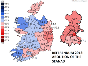 2013A - Seanad Abolition