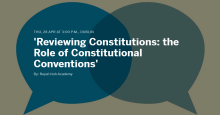 -Reviewing Constitutions